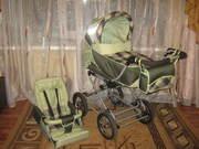 Продам детскую коляску ЗИМА - ЛЕТО