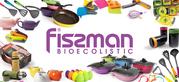 Огромный выбор посуды и кухонных принадлежностей от компании FISSMAN!