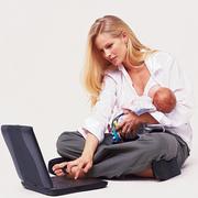 Карьера в интернете для мам в декрете.