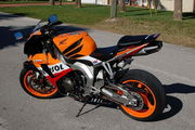 Мотоцикл Honda CBR версии 2007